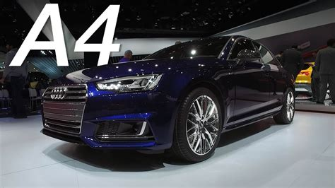 Consumer Reports Audi A4 by Redesigned Audi A4 Builds On Familiar Strengths Consumer