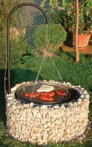 Feuerstelle Mit Sitzgelegenheit : gabione feuerstelle grillstelle ~ Whattoseeinmadrid.com Haus und Dekorationen
