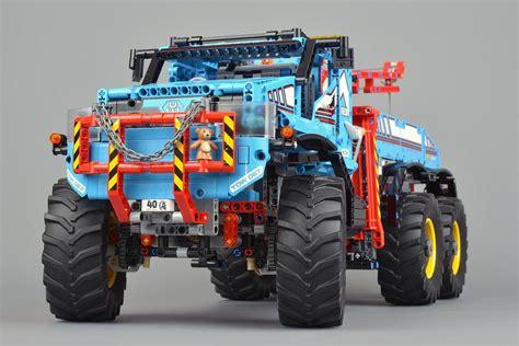 buy lego technic 6x6 all terrain tow truck 42070