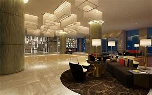 Modern Hotel Lobby Interior Design | 02 大堂 大堂吧 | Pinterest ...