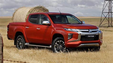 Mitsubishi Triton Backgrounds by Mitsubishi Triton 2019 Revealed Car News Carsguide