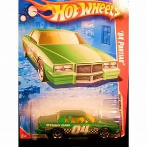 Hot Wheels 1984 Pontiac Grand Prix Stunt Car