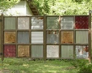 Sichtschutz Selber Machen Günstig : gartenzaungestaltung 20 beispiele f r selbstgebaute ~ Lizthompson.info Haus und Dekorationen