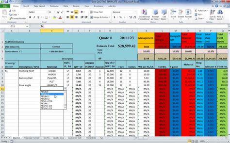 construction estimate template excel estimating spreadsheet template spreadsheet templates for