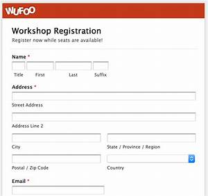 registration form template wufoo blog top 5 event With event booking form template word