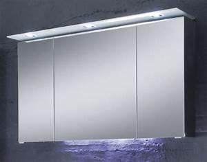 Bad Spiegelschränke Mit Beleuchtung : bad spiegelschrank mit led beleuchtung tr68 hitoiro ~ Michelbontemps.com Haus und Dekorationen