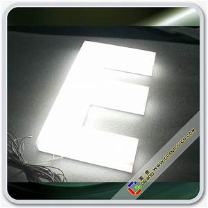 led acrylic letters images frompo With acrylic letters with led