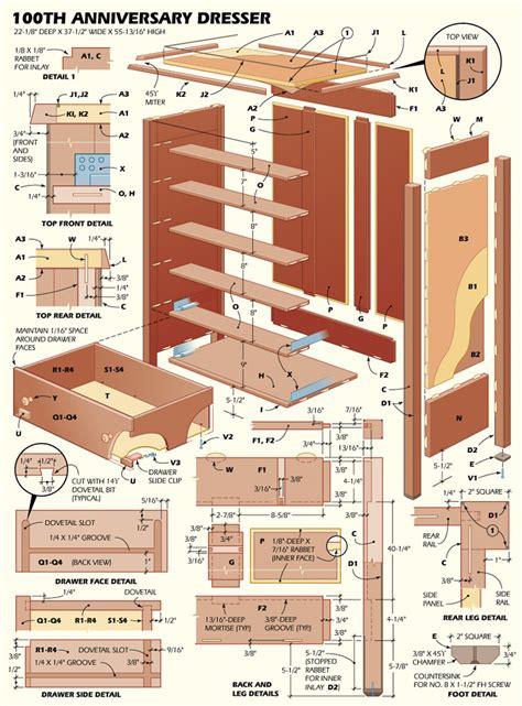 anniversary bedroom suite fine wood dresser