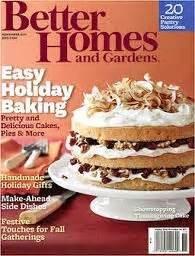 better homes and gardens magazine november 2011 eat