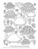 Notebook Doodles Coloring Activity Doodle Activities Creative Colorear Beginner Friendly Hojas Colouring Mandala Adorable Kritzeleien Journal Animal Volinski Jess Relaxing sketch template