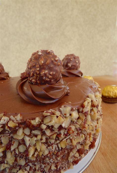 la cuisine de micheline ferrero rocher cake la cuisine de micheline