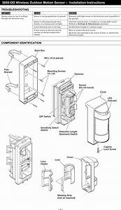 Motion Detector Wiring Diagram Collection