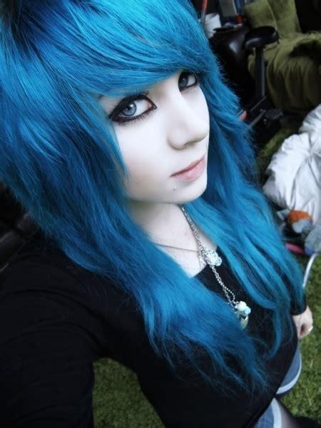 Beautiful Blue Eye Blue Girl Hair Image 413945 On