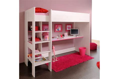 lit combiné avec bureau lit surélevé combiné avec 1 bureau snoopy cbc meubles