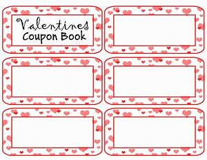 coupon book template cyberuse With love coupon template for word