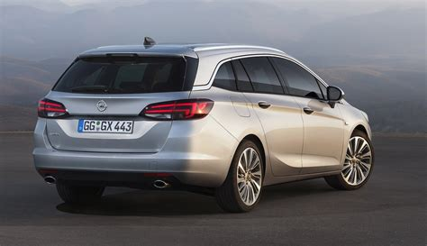 opel astra 2016 opel astra sports tourer wagon revealed for frankfurt