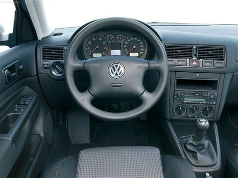 1997 Vw Gulf by Volkswagen Golf Iv Picture 07 Of 18 Interior My 1997