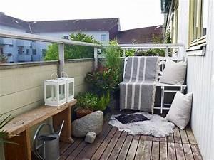 Lösungen Für Kleine Balkone : kleiner balkon gestaltungsideen leseecke skandinavisch kleine sitzbank g rten pinterest ~ Sanjose-hotels-ca.com Haus und Dekorationen