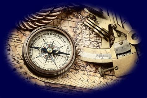 Old Boat Navigation Tools by Ships And Sailing Quotes Famous Sea Quotes On Sea And Sky