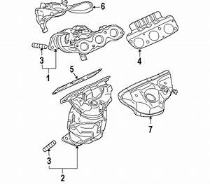 Mitsubishi Montero Sport Undercarriage Diagram
