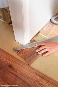 10 great tips for a diy laminate flooring installation for How to lay laminate flooring through a doorway