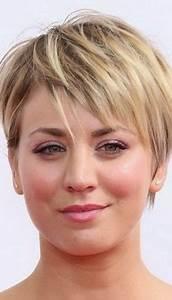 Coupe Courte Visage Ovale : coupe courte femme noire visage ovale coupe de cheveux ~ Melissatoandfro.com Idées de Décoration
