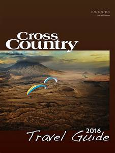 Cross Country Travel Guide | Cross Country Magazine – In ...