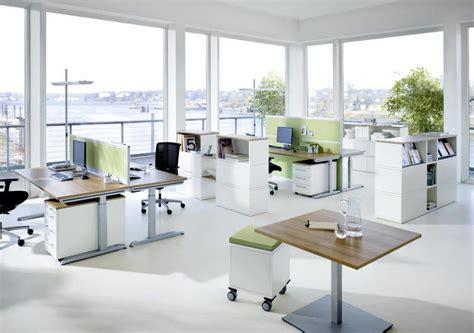 Großraumbüro Einrichten In Augsburg  Bürotische, Stühle