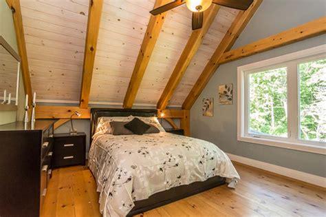 beautiful timber frame dutch saltbox bedrooms top timber homes