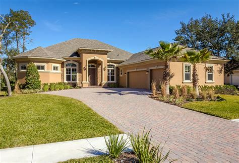 custom home plans for sale st johns florida homes for sale semi custom home