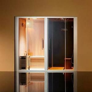 Sauna Hammam Prix : combin douche hammam sauna miami love ~ Premium-room.com Idées de Décoration