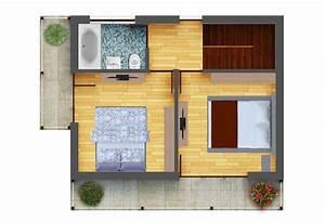 plan maison classique bc 16 110m2 With amazing plan de maison 110m2 6 plan maison moderne gratuit pdf