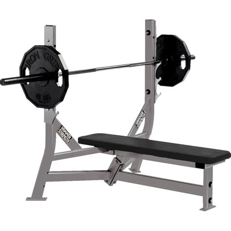 flat bench press olympic weight flat bench hammer strength fitness
