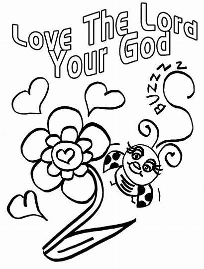 Jesus Clipart Clipartpanda God Coloring Loves Pages