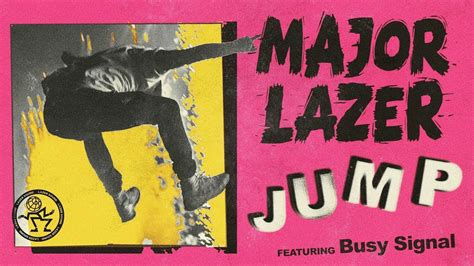 New Cool Ringtone From Jump By Major Lazer Ft Busy Signal