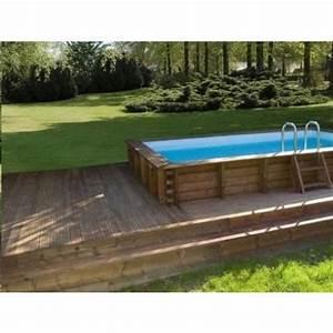 la piscine en bois ou en coque With piscine miroir a debordement 9 pompe piscine irrijardin vente de pompe pour piscine