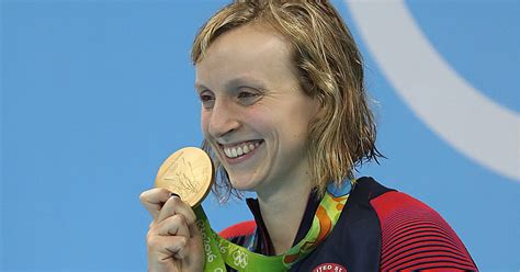 14x world record breaker in 400m, 800m, 1500m free. Katie Ledecky on STEM and Training for the Olympics ...