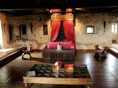 castle bed  breakfast rooms   tennessus