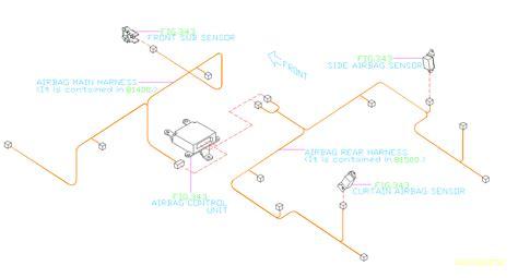Subaru Outback Harness Bulkhead Wiring Main