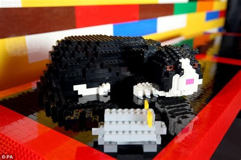 Fullsize Lego House  Artism And All That