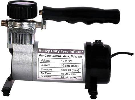 Emporis 100 Psi Tyre Air Pump For Car & Bike Price In