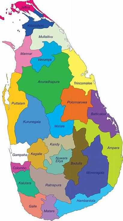 District Network Lanka Sri Lk National Authority