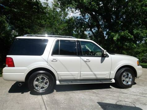 buy car manuals 2005 ford expedition transmission control sell used gorgeous one owner garaged 2005 ford expedition limited 4 door 5 4l in new market