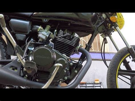 Benelli Patagonian Eagle Modification by Italika Ft 125 Sport Tuning Parte 3