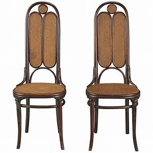 Thonet Nr 14 : pair of original thonet nr 16 chairs for sale at 1stdibs ~ Michelbontemps.com Haus und Dekorationen