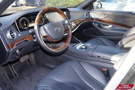 mercedes classe   limousine  turbo diesel automatique