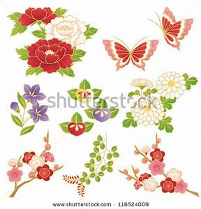 Chinese flower clipart - Clipart Collection | Stock ...
