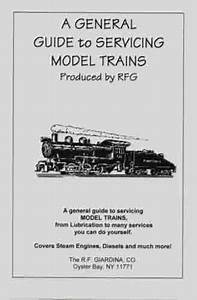 Guide To Servicing Model Trains Ho Scale Gauge Ect