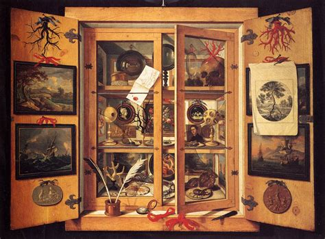 res obscura cabinets of curiosities in the seventeenth century