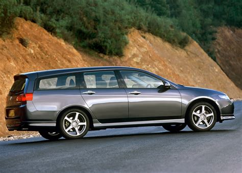 Honda Accord Tourer Specs  2003, 2004, 2005 Autoevolution